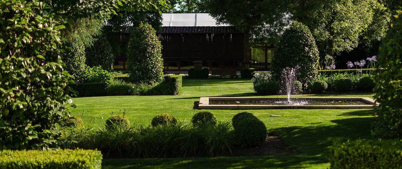 Diseño, ejecución y mantenimiento de jardines privados | Xardín Senra