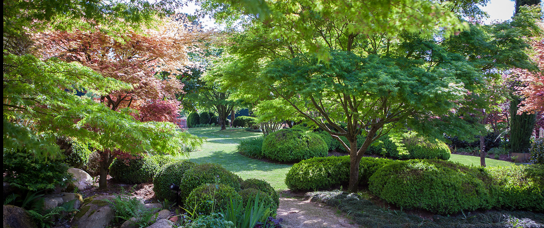 Dise o ejecuci n y mantenimiento de jardines privados for Trabajo de mantenimiento de jardines