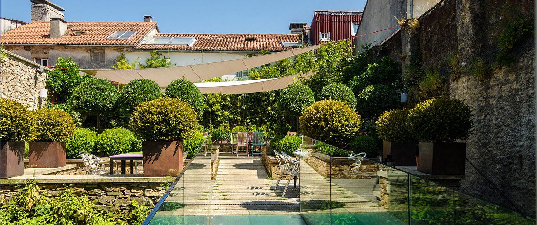 Diseo de terrazas y jardines diseo de domo para terraza o - Terrazas y jardines ...