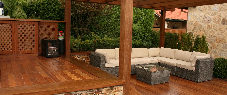 diseño y ejecución de terrazas y zonas chillout   xardín senra